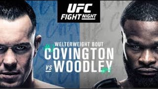 UFC Vegas 11: Covington vs Woodley FULL fight card predictions