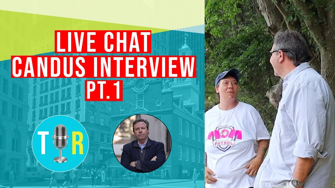 WHAT DOES CANDUS WELLS KNOW ABOUT SUMMER WELLS' DISAPPEARANCE - LIVE 🔴  - THE INTERVIEW ROOM