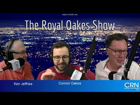 Sex: We Have an App for That - The Royal Oakes Show 5-5-18