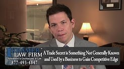 How To Protect Your Company's Trade Secrets & Intellectual Property -- FL Lawyer Steve Kramer