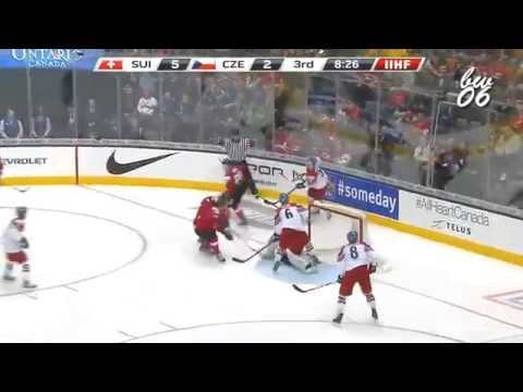 Timo Meier - 2015 IIHF WJC Highlights