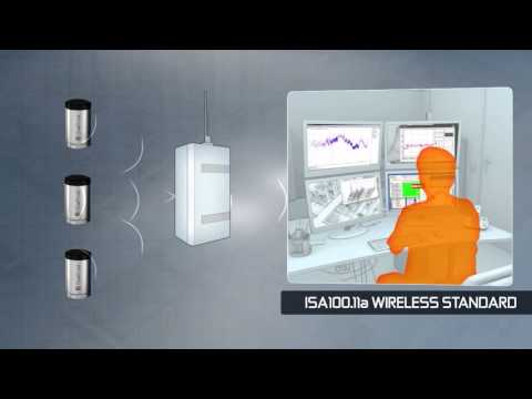 EAGLE - Wireless monitoring solution