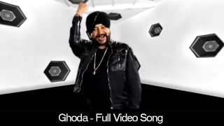 Ghoda - Full Video Song | Tunak Tunak Tumba | Daler Mehndi | DRecords
