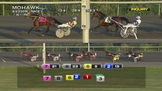 Mohawk, Sbred, Aug. 23, 2016 Race 1