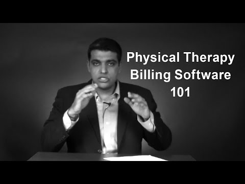 Physical Therapy Billing Software 101