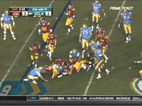 USC Football - Super Bowl MVP Malcolm Smith vs UCLA 09,10