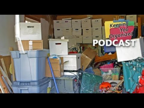 Could You be a Hoarder? Keeping You Organized 194