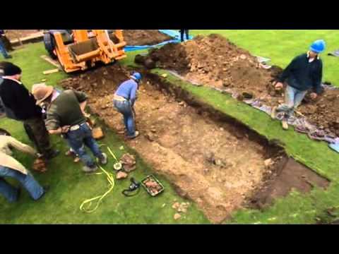 Time Team S14-E03 School Diggers, Hooke Court, Dorset