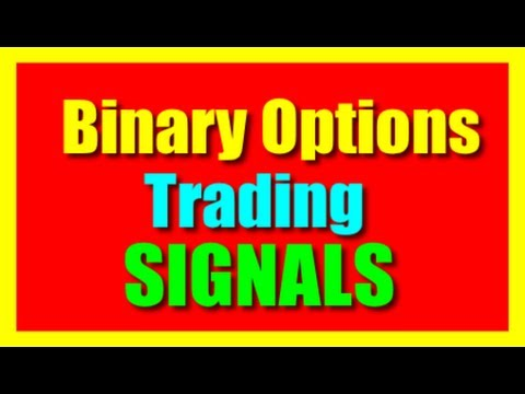 Best binary options trading signal