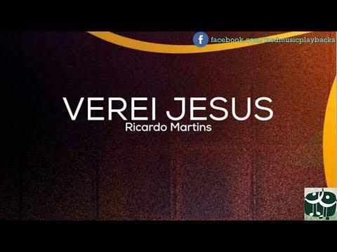 Adoradores 2 - VEREI JESUS - Playback (Com Legenda)