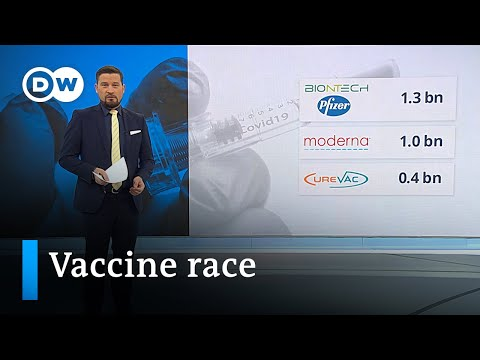 Vaccine Update: Who's leading in creating an effective coronavirus vaccine? | DW News