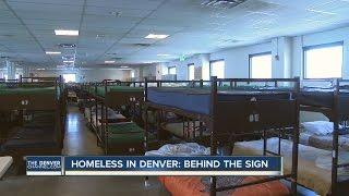 Homeless in Denver: Many choose streets over shelter