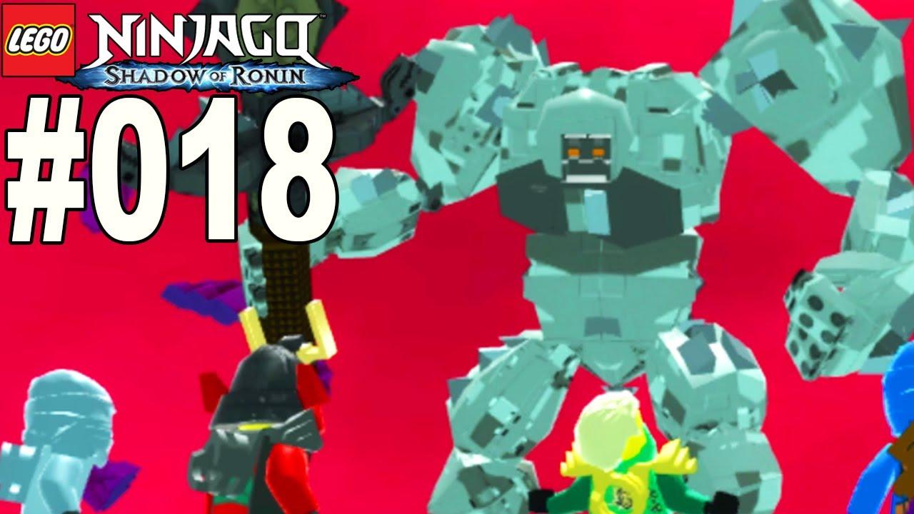 Lego Ninjago Schatten Des Ronin 018 Das Finale Ende Lets Play
