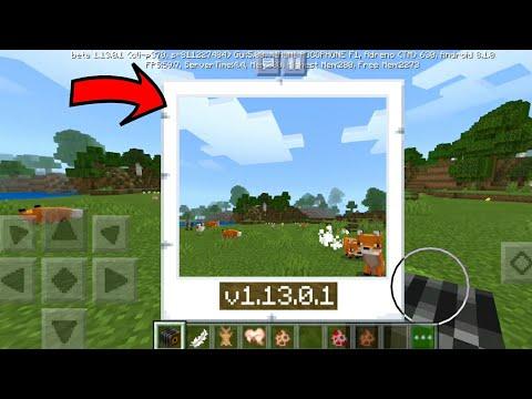 СКРЫТЫЙ СЕКРЕТ в Minecraft PE 1.13.0.1! РАБОЧАЯ КАМЕРА из Minecraft Education Edition! БЕЗ МОДОВ!