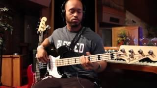 Tobymac - Feel it Bass cover