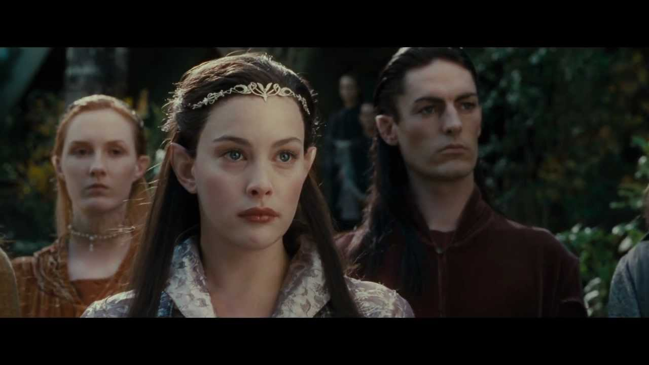Twins In Lord Of The Rings
