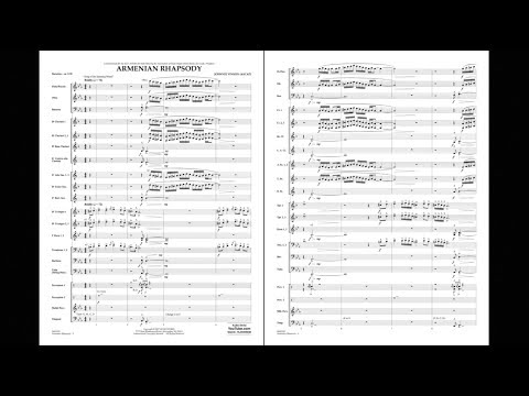Armenian Rhapsody By Johnnie Vinson