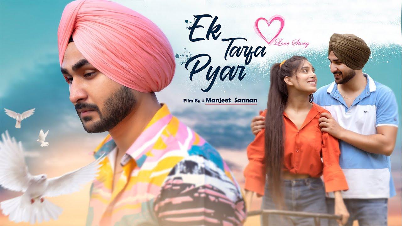Ek Tarfa Pyar   Udd Ja Kaale Kanwan   Emotional Love Story   Manjeet Sannan