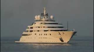 Motor Yacht TOPAZ arriving in Nice - Peter Seyfferth / TheYachtPhoto.com