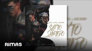 Video Sexto Sentido - Gigolo La Exce X Bad Bunny download MP3, 3GP, MP4, WEBM, AVI, FLV Agustus 2017