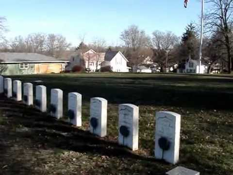 Battleground Cemetery - Stillman Valley, Illinois
