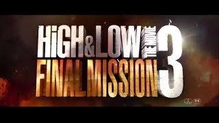 ENDING FOR HIGH & LOW FINAL MISSION SUB INDO
