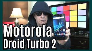 Motorola DROID TURBO 2: Review #VZreview