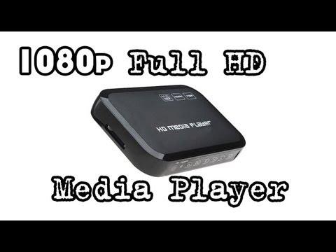 1080P Full HD Media Player Tinydeal.com