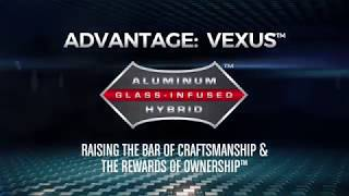 Vexus® Boats - Glass-Infused Aluminum Hybrid™