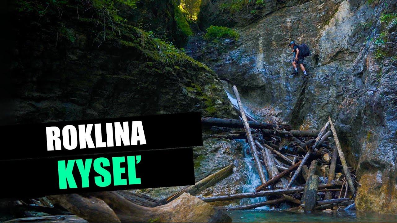 Roklina Kyseľ // Cestujem doma