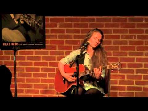 "Hannah Robinson - ""Matter of Time"" at Bournemouth Folk Club"