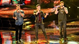 "Restless Road ""Roar"" - Live Week 1 - The X Factor USA 2013"