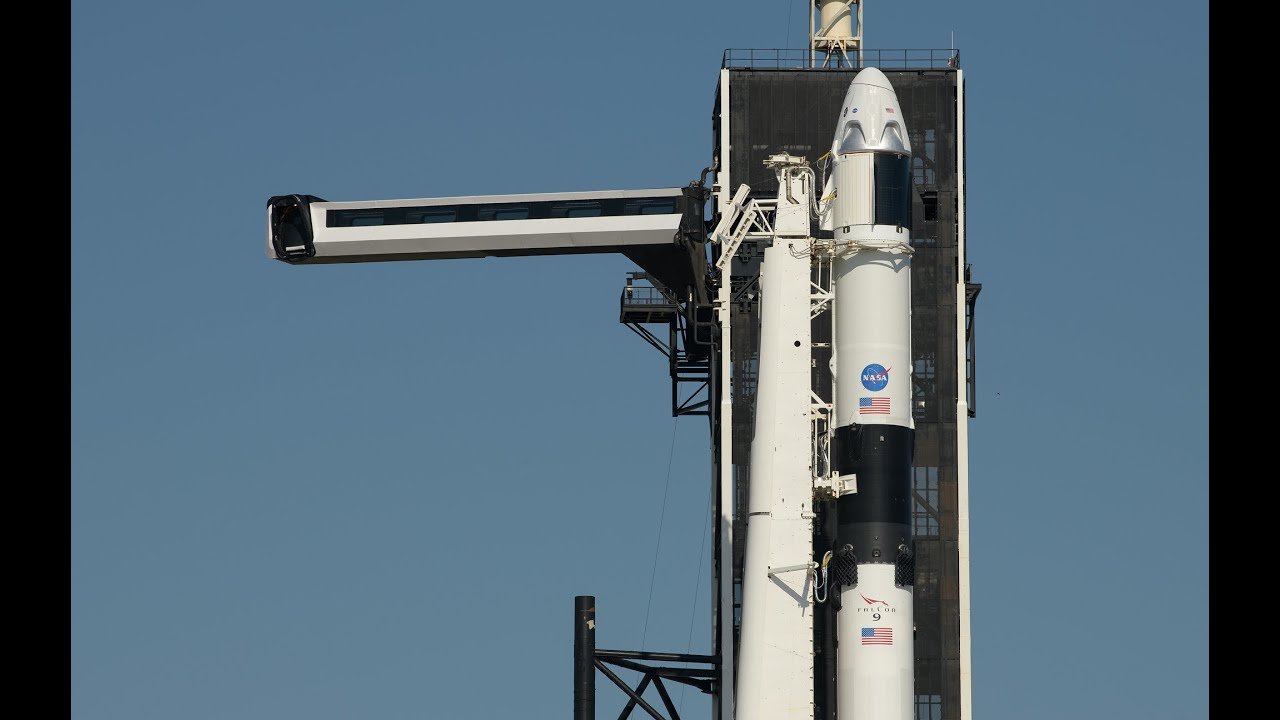 NASA and SpaceX are 'GO' to Proceed for Launch! - NASA