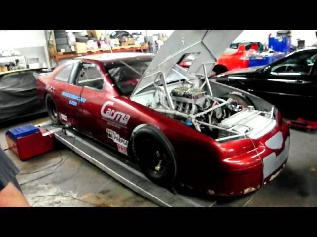 1997 NASCAR Thunderbird Dyno