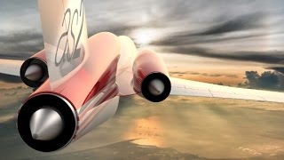 Supersonic jet could fly NY to London in 4.5 hours