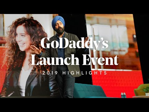 GoDaddy's Launch Event Through The Eyes Of Entrepreneurs Sarah Small And Catarina Mello