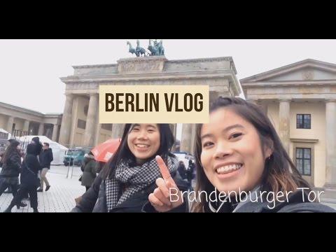 Travel with me: BERLIN Vlog | Van Vlogs EP 1
