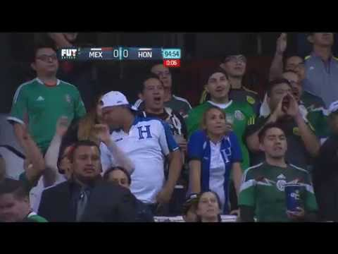 México 0-0 Honduras. Hondureños a la hexagonal (Radio HRN)