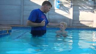 Kyle Johnson baptism