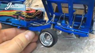 Rc Lowrider Beddancer Mini Truck Part