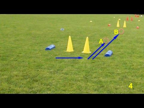 32. Футбольная школа. Урок 14. Методика обучения дриблингу.
