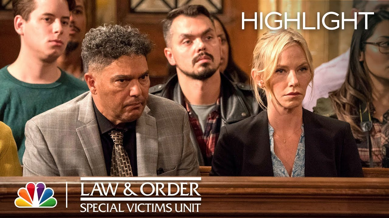 Download Carisi's Case Is Blown Up By a Corrupt Judge - Law & Order: SVU