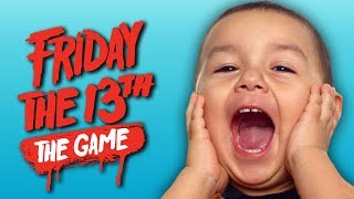 FAN BOY ATTACK! | Friday The 13th: The Game (ft. Dracula)