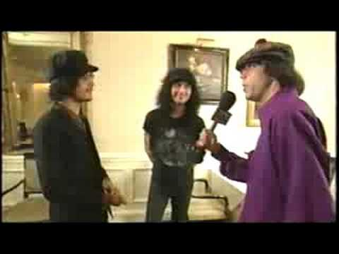Nardwuar Vs. The Mars Volta Pt 1 Of 2