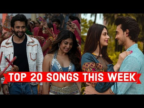 Top 20 Songs This Week Hindi Punjabi 2018 (September 9) | Latest Bollywood Songs 2018