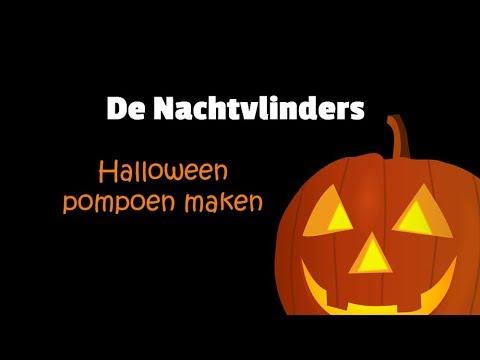 Hoe Maak Je Halloween Pompoenen.Hoe Maak Je Jouw Eigen Halloween Pompoen