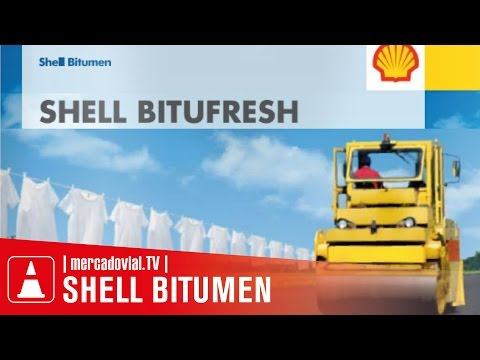 SHELL BITUMEN Argentina presentó Asfalto BITUFRESH | Mercado Vial TV