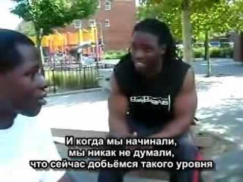 Интервью с Jude [Bar-Barians] (русские субтитры)