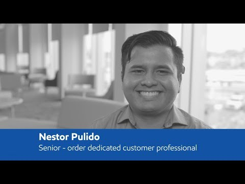 Working @ ExxonMobil: Nestor's Story