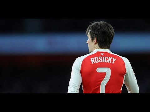 Tomas Rosicky - All 28 Goals For Arsenal
